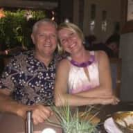 Profile image for pet sitters Deborah & Jim