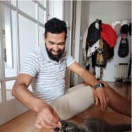 Profile image for pet sitter Diego