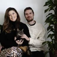 Profile image for pet sitters Lisa & Tobias