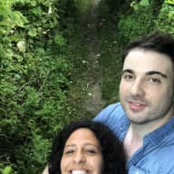 Profile image for pet sitters mike & Shaked