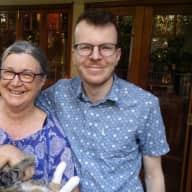 Profile image for pet sitters Sue & Jack (son)