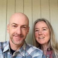 Profile image for pet sitters Lizzie & Erik