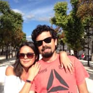 Profile image for pet sitters Mauricio & Camila