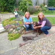 Profile image for pet sitters Sue & Teresa