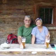 Profile image for pet sitters Doris (Elisabeth Dorothea) & Garry