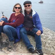 Profile image for pet sitters Robin & Bill