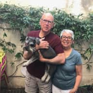 Profile image for pet sitters Stan Haynes & Diana