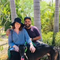 Profile image for pet sitters Marnie & Ajay