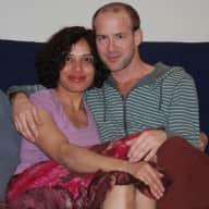 Profile image for pet sitters Sunitha & Giuseppe
