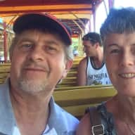 Profile image for pet sitters Christine & Rob