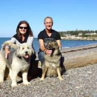 Profile image for pet sitters Jane & Jim
