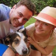Profile image for pet sitters Sarah & Cooper