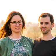 Profile image for pet sitters Laura & Lukas
