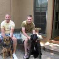 Profile image for pet sitters Allan & Joel
