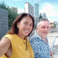 Profile image for pet sitters Brian & Fitri