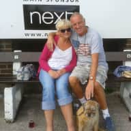 Profile image for pet sitters Colin & Clare