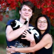 Profile image for pet sitters Joy & Sean