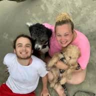 Profile image for pet sitters Susan & Tristan