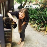 Profile image for pet sitter Kerstin