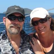 Profile image for pet sitters Lori & Scott