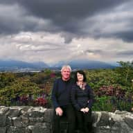 Profile image for pet sitters Janet & Tom