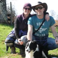 Profile image for pet sitters James & Clare