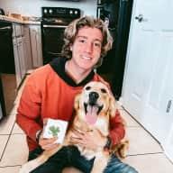 Profile image for pet sitters Jacob & Brecca