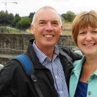 Profile image for pet sitters Julie & Steve