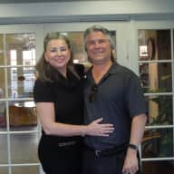 Profile image for pet sitters Alan & Marilynne