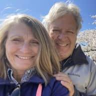 Profile image for pet sitters Michael & Cheryl