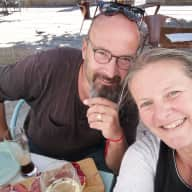 Profile image for pet sitters Virginie & Eric