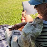 Profile image for pet sitters Polly & Steve