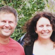 Profile image for pet sitters Linda & Mark