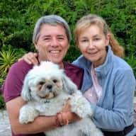 Profile image for pet sitters Glenn & Jacqueline