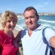 Profile image for pet sitters Annette & Paul
