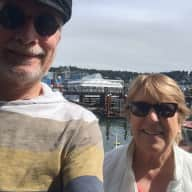 Profile image for pet sitters Luanne & Tim