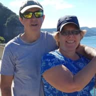 Profile image for pet sitters Annabel & Richard