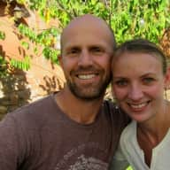 Profile image for pet sitters Polina & Ryan