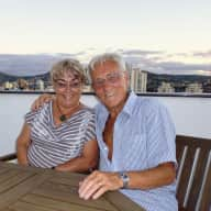 Profile image for pet sitters Marian & Alan
