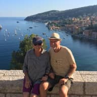Profile image for pet sitters Malcolm & Jan