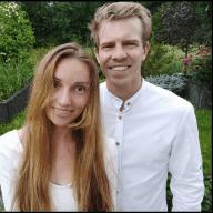 Profile image for pet sitters Anna & Vojtek