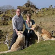 Profile image for pet sitters Sue & Richard