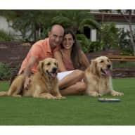 Profile image for pet sitters Vittorio & Sabina