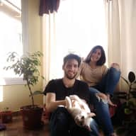 Profile image for pet sitters Federico & Lucía