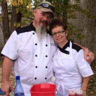 Profile image for pet sitters Larry & Jackie