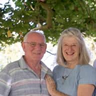 Profile image for pet sitters Mary & Alan