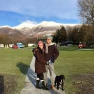 Profile image for pet sitters Gemma & Tim