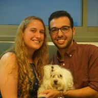 Profile image for pet sitter Michal & Eden