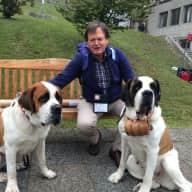 Profile image for pet sitters Brad & Sandra