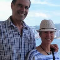 Profile image for pet sitters Graham & Anne